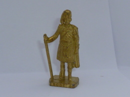 KINDER METAL ECOSSAIS 4 A - Metal Figurines