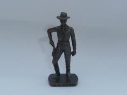 KINDER METAL J. W. HARDIN - Metal Figurines