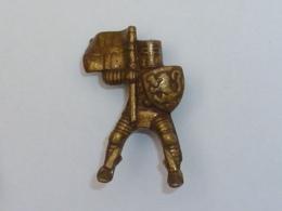 KINDER METAL Cavalier 2 K97n69 - Metal Figurines
