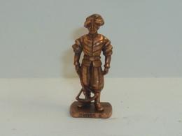 KINDER METAL SWISS - 6   96n79 - Metal Figurines