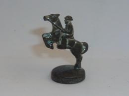 KINDER METAL, CAVALIER ESPAGNOL - Metal Figurines