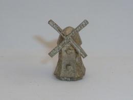 KINDER METAL, MOULIN DE HOLLANDE - Metal Figurines