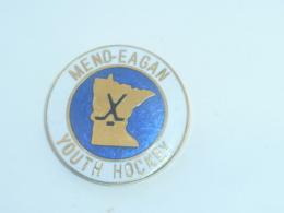 Pin's MEND EAGAN YOUTH HOCKEY - Wintersport