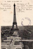 PARIS - La Tour Eiffel - Tour Eiffel