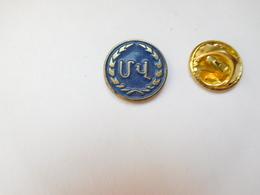 Beau Pin's En Relief , à Identifier ?? - Badges