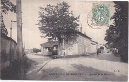 Dépt 38 - SAINT-JEAN-DE-BOURNAY - Quartier De La Barre - Animée - Saint-Jean-de-Bournay