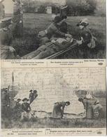 MILITARIA GUERRE 1914 DAMES AMBULANCIERES ANGLAISES 2 CPA - Guerre 1914-18