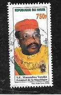 TIMBRE OBLITERE DU NIGER DE 2006 N° MICHEL 1998 - Niger (1960-...)