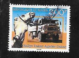 TIMBRE OBLITERE DU NIGER DE 1997 N° MICHEL 1270 - Niger (1960-...)