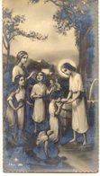 Abbasanta (Oristano) - Santino Antico RICORDO PRIMA COMUNIONE Di GIUSEPPE DESSI 15 8 1935 - OTTIMO P42- - Religione & Esoterismo