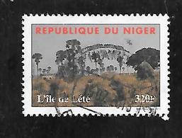 TIMBRE OBLITERE DU NIGER DE 2011 N° MICHEL 2017 - Niger (1960-...)