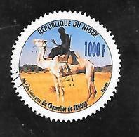 TIMBRE OBLITERE DU NIGER  DE 2004 N° MICHEL 1993 - Niger (1960-...)