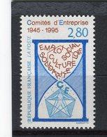 FRANCE - Y&T N° 2936** - MNH - Comités D'Entreprise - Unused Stamps