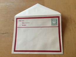 KS3 Ungarn Entier Postal Stationery Ganzsache EU 1 - Entiers Postaux