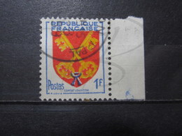 VEND BEAU TIMBRE DE FRANCE N° 1047 + BDF , COULEURS DECALEES !!! (b) - Errors & Oddities
