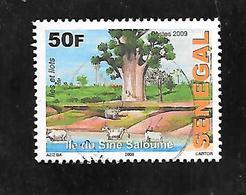 TIMBRE OBLITERE DU SENEGAL DE 2011 N° MICHEL 2188 - Senegal (1960-...)