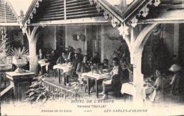 85-LES SABLES D OLONNE-HOTEL DE L EUROPE-N°2047-E/0359 - France
