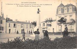 85-LES SABLES D OLONNE-MONUMENT DU DOCTEUR GODET-N°2047-F/0015 - France