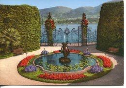 Lago Di Como - Villa Carlotta - Entrata - Blumen