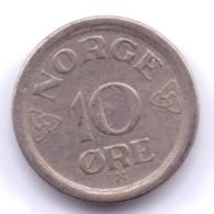 NORGE 1957: 10 Öre, KM 416 - Noorwegen