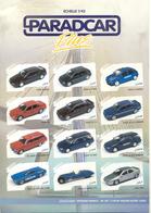 Catalogue PARADCAR Plus Automobiles 1/43 1977 Diffusion Monaco Made In France - Boeken En Tijdschriften
