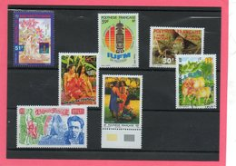 Petit Lot De  La Polynésie *** - Stamps