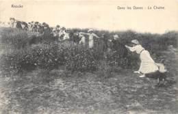 Knocke - Dans Les Dunes - La Chaine - De Graeve N° 1179 - Knokke