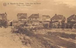 Knocke-Zoute - Villas Dans Les Dunes - A.Dohmen N° 22 - Knokke