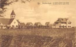 Knocke-Zoute - La Nouvelle Eglise Et Les Villas - Thill Série 17 N° 59 - Knokke