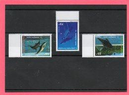 Petit Lot De  La Polynésie *** ( Les Mammifères De La Mer ) - Stamps