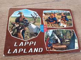 Postcard - Finland, Lapland         (V 34623) - Finnland
