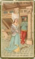 CHROMOS - CHOCOLAT BESNIER - LE MANS - COSTUMES A TRAVERS LES AGES - Old Paper