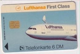 TK  24966 GERMANY -  O114 07.93 Lufthansa 20 000ex. - Airplanes