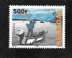 TIMBRE OBLITERE DU SENEGAL DE 2011 N° MICHEL 2191 - Senegal (1960-...)