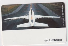 TK  24968 GERMANY -  O991P 09.93 Lufthansa 15 000ex. - Airplanes
