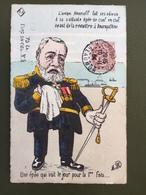 MILLE - L'Amiral Alexeieff Fait Ses Adieux à Sa Vaillante épée... - Mille