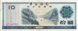 CHINE - 10 Yuan 1979 - China