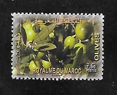 TIMBRE OBLITERE DU MAROC DE 2007 N° MICHEL 1569 - Morocco (1956-...)