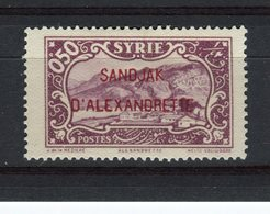 ALEXANDRETTE - Y&T N° 3* - MH - Alexandrette - Unused Stamps