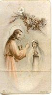 Anela (Sassari) - Santino Antico RICORDO PRIMA COMUNIONE Di CATERINA QUAI 14 5 1944 - P42- - Religione & Esoterismo