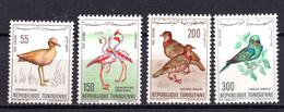 1966 -  TUNISIA -  Mi. Nr. 655/658 - NH - (AS2302.50) - Norfolk Eiland