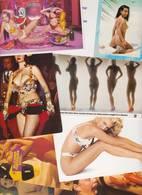 Lot 2395 De 10 CPM Nu Nude Féminin Pin Up Déshabillé érotisme Art Déstockage Pour Revendeurs Ou Collectionneurs - Postales