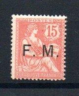 D84 France Franchise Militaire N° 2 **. A Saisir !!! - Militärpostmarken