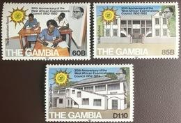 Gambia 1982 Examinations Board Anniversary MNH - Gambia (1965-...)