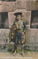 Cartolina - Postcard /  Non Viaggiata - Unsent /  Perù, Indigeno De Ollantaytambo. - Peru