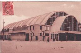 51 REIMS Les Halles Centrales ,circulée En 1931 - Reims