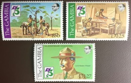 Gambia 1982 Scouts MNH - Gambia (1965-...)