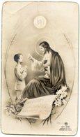 Coghinas (Sassari) - Santino Antico RICORDO PRIMA COMUNIONE Di UGO MELONI 2 10 1952 - P42- - Religione & Esoterismo