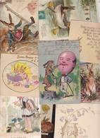 Lot 2404 De 10 CPA Lapin Bunny Déstockage Pour Revendeurs Ou Collectionneurs - Postales