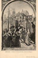 Bruges...  La Chasse De Ste Ursule ...arrivee A  Cologne - Brugge